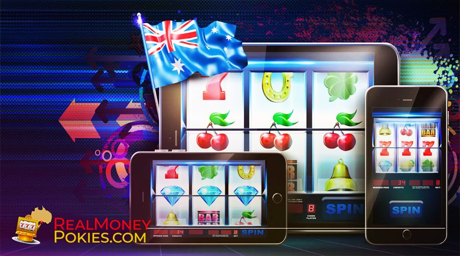 Play Pokies Online Real Money Australia