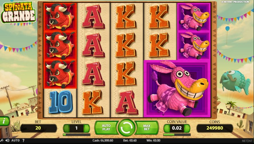 spinata grande pokies on your smartphone