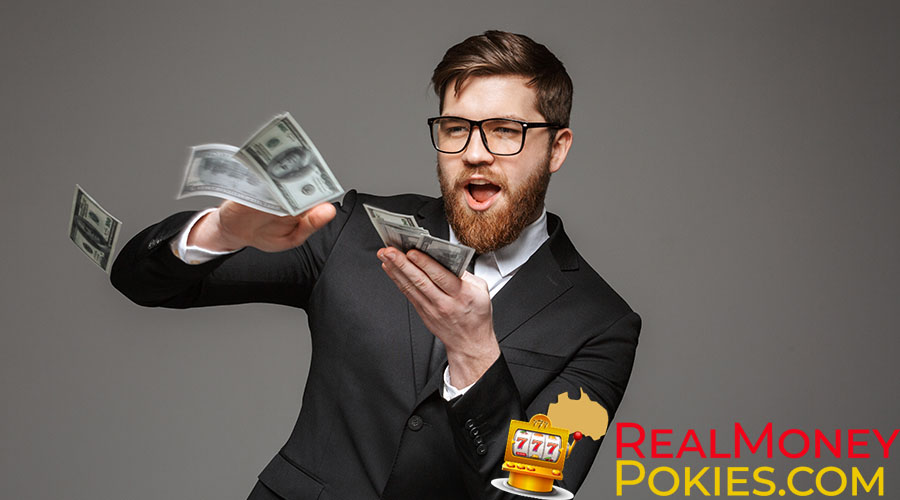 best paying pokies real money